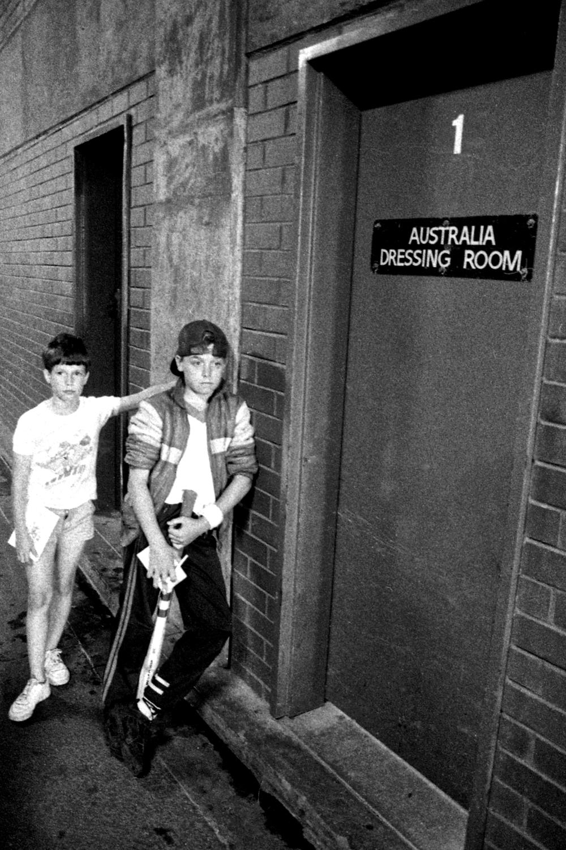 Melbourne Cricket Ground, December 1990