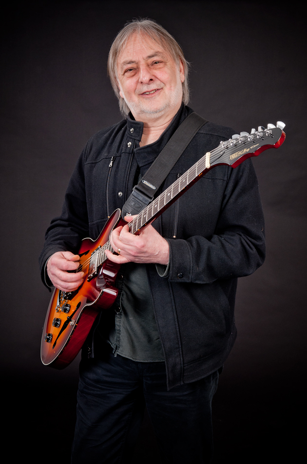 Guitarist Elliott Randall will be joining Chuck Rainey and John Anthony Martinez at Oxford