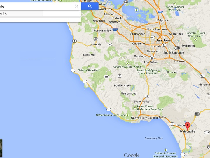 The Community Science Workshop is located in Watsonville, CA.