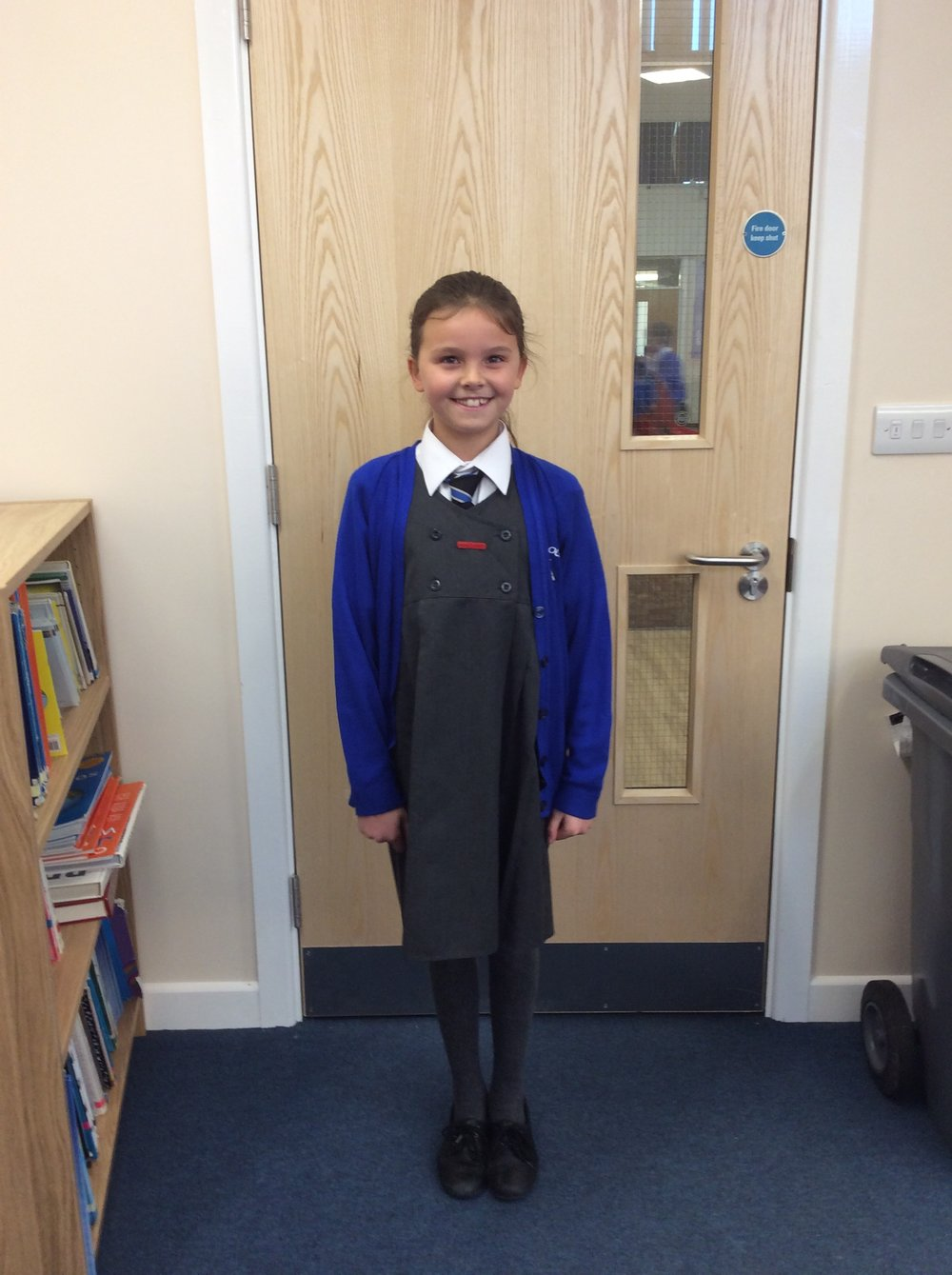 Hello, my name is Rachael from Year 6 and I am the elected Vice Chair of Ladymount School Council. I shall shadow Joshua and support him in leading the meetings.