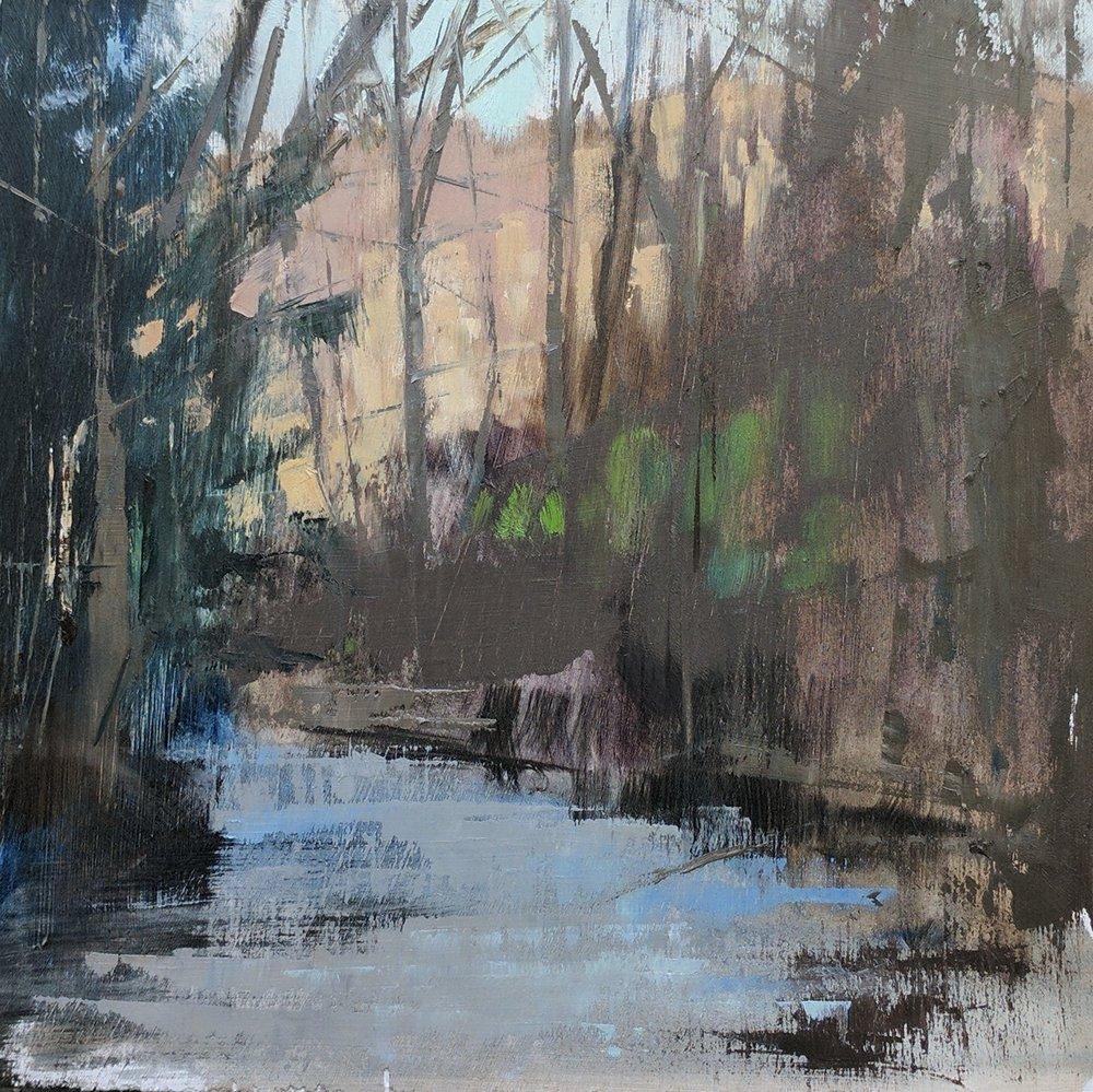 Sunrise Bantam River