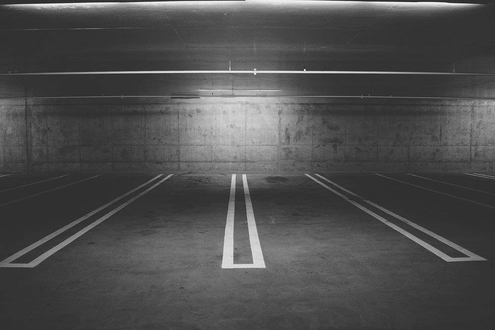 A LETTER TO A CAR PARK
