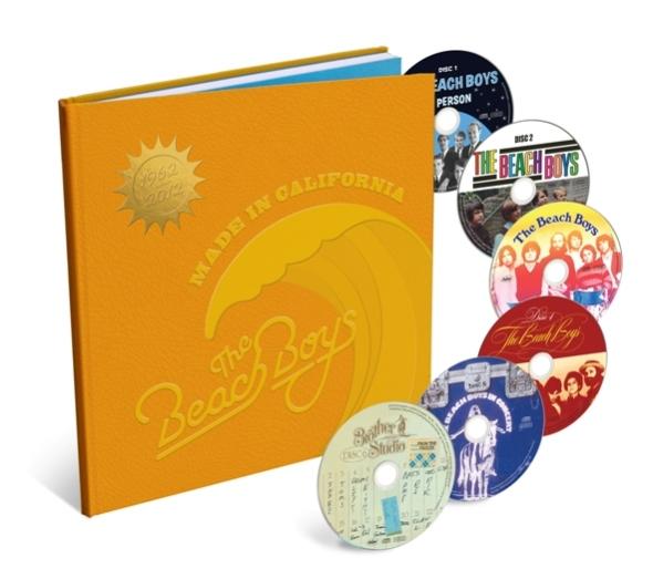 The Beach Boys - Made in California Box Set