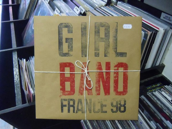 Girl Band - France 98