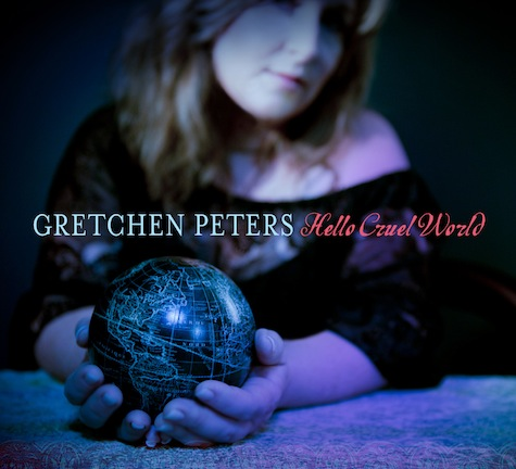Gretchens Peters - Hello Cruel World album cover