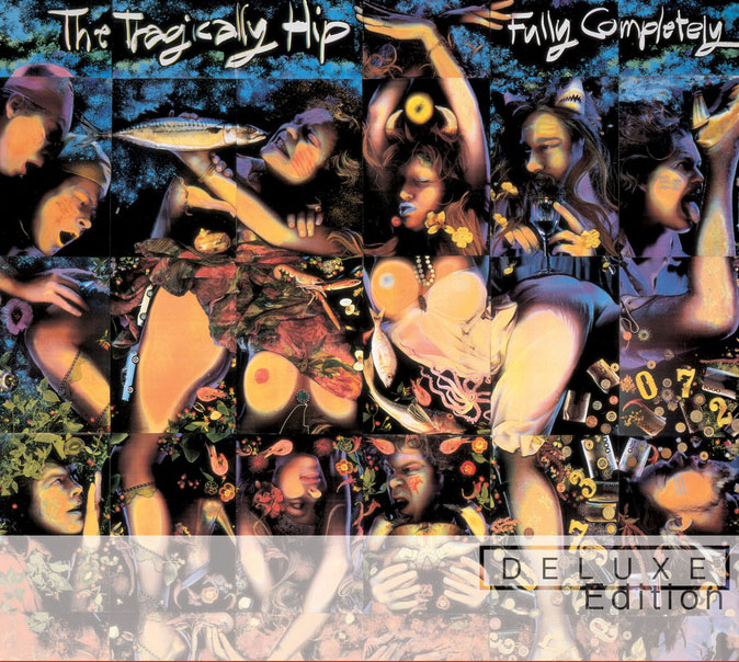 Tragically Hip album artwork