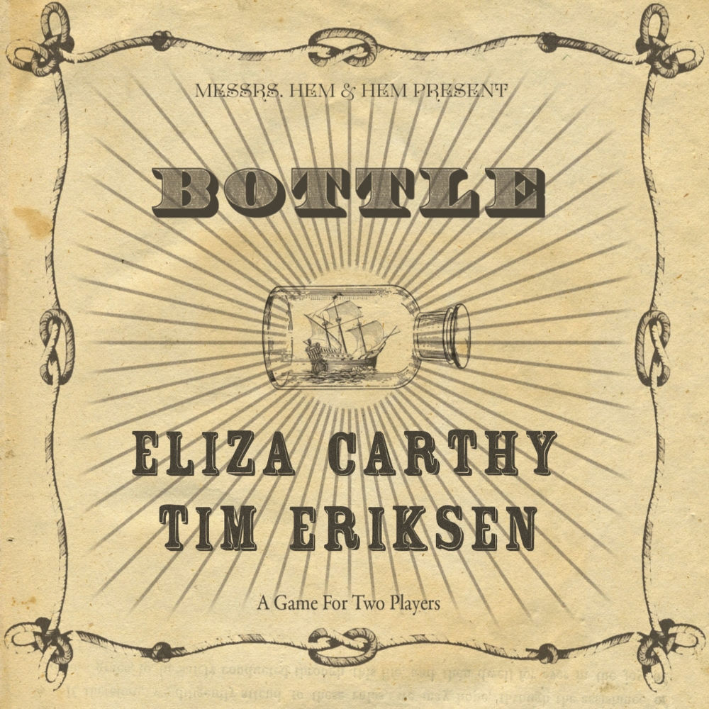 Eliza Carthy and Tim Erikson - Bottle