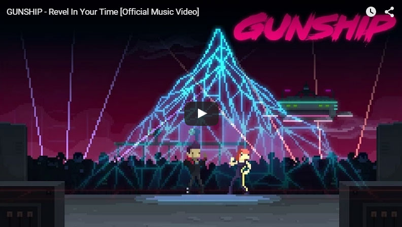Gunship in Yahoo's Best Video Game Music Video Playlist
