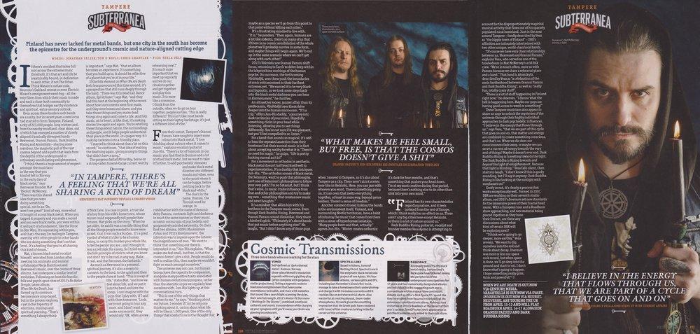 Oranssi Pazuzu - Metal Hammer