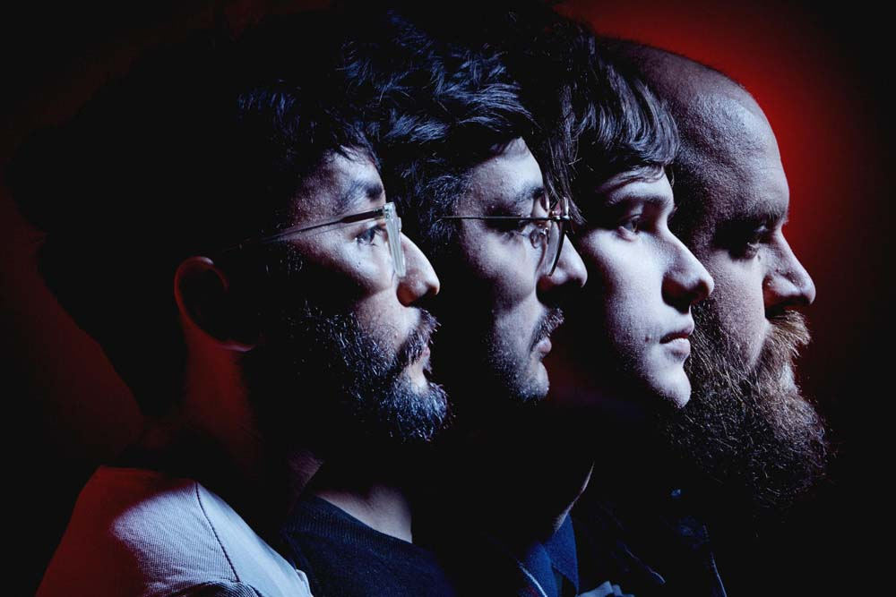 Foxing new album out 10 August 2018