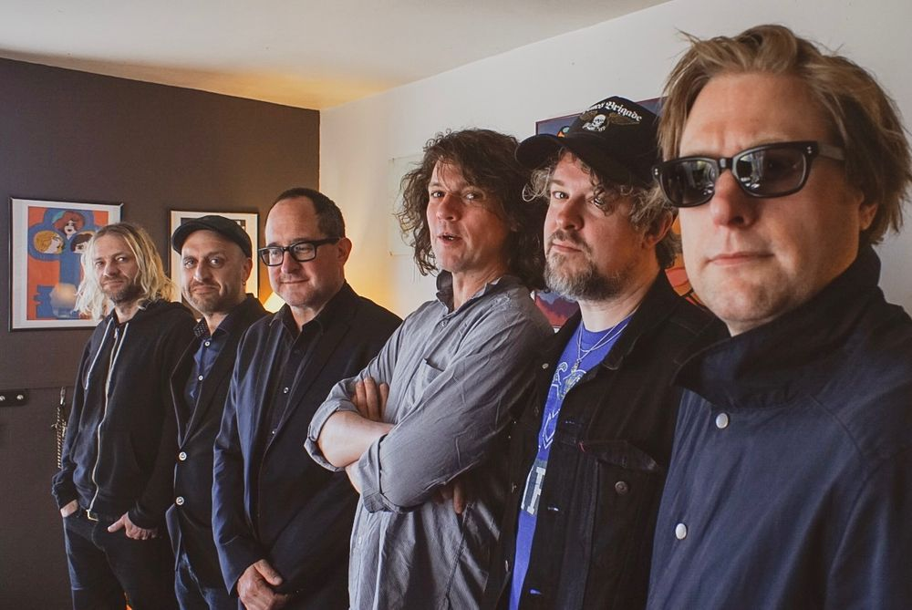 The Hold Steady new single out 7 September 2018