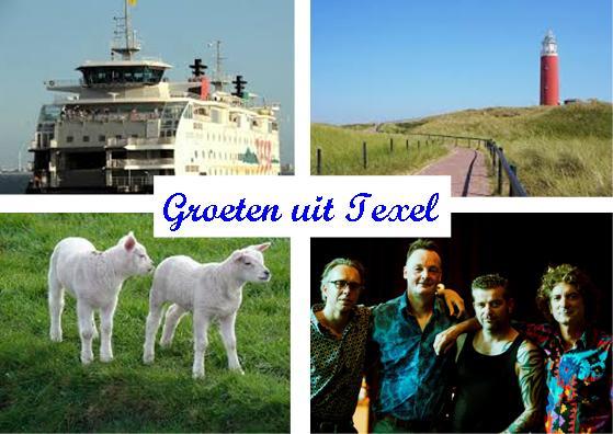 Alleen verkrijgbaar tijdens Texel Blues Festival.