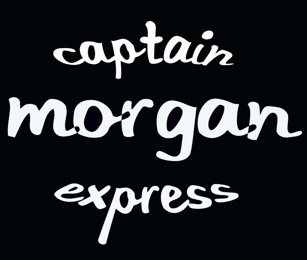 Captain Morgan Express ... the hardest hip shakers
