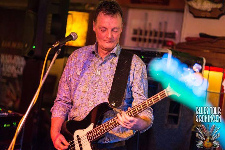 foto: Niels, Blues Tour Groningen, cafe Mulder, februari 2015