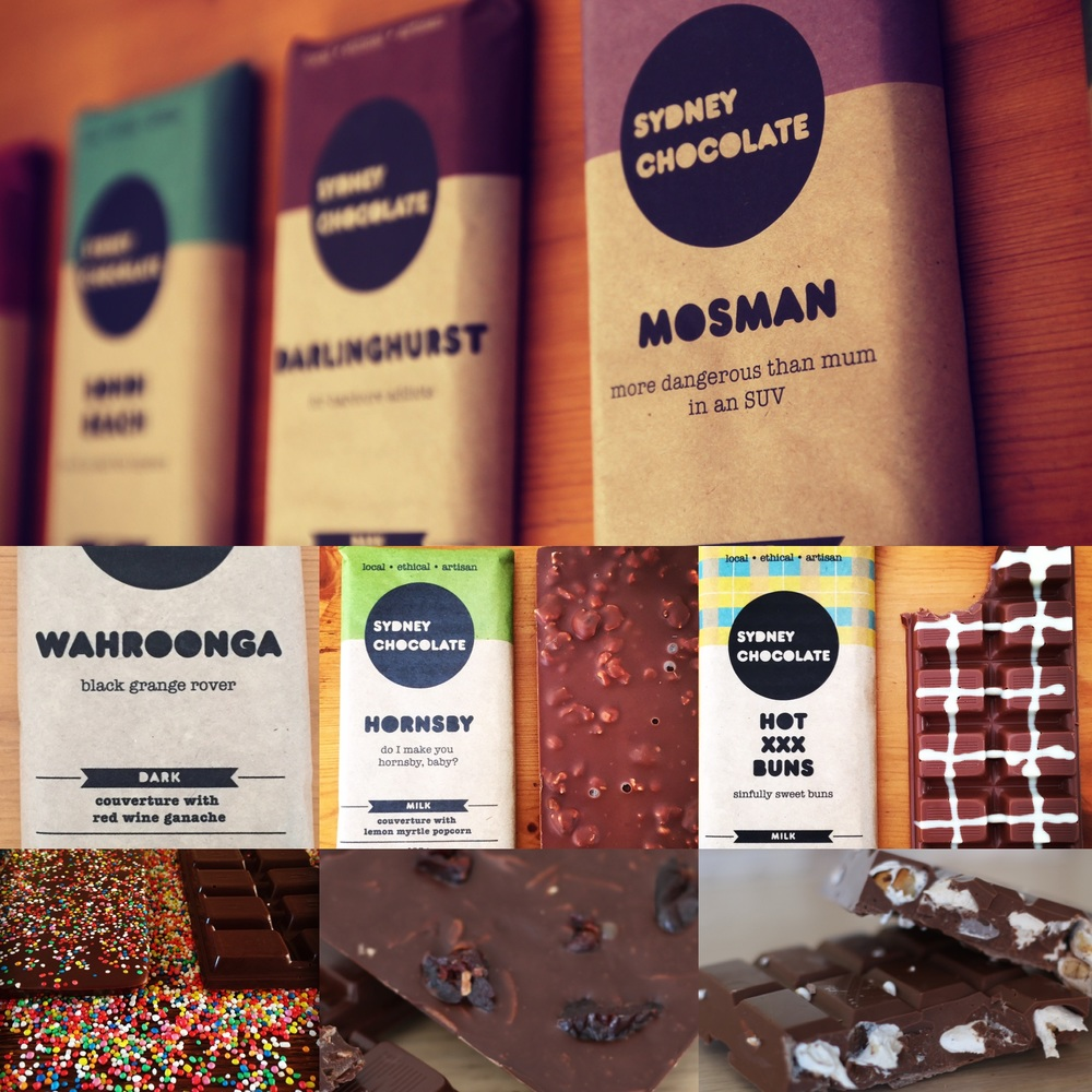 Sydney chocolate
