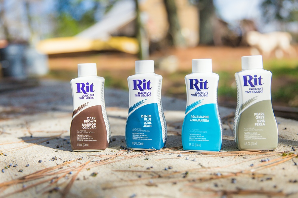 RIT DYE - $3 per bottle