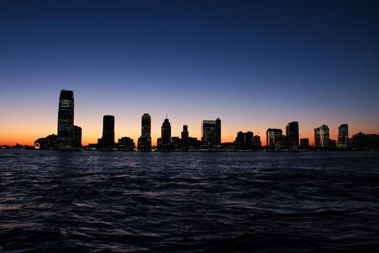 Jersey City landscape