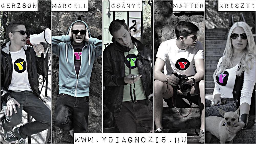 Az Y diagnózis csapata