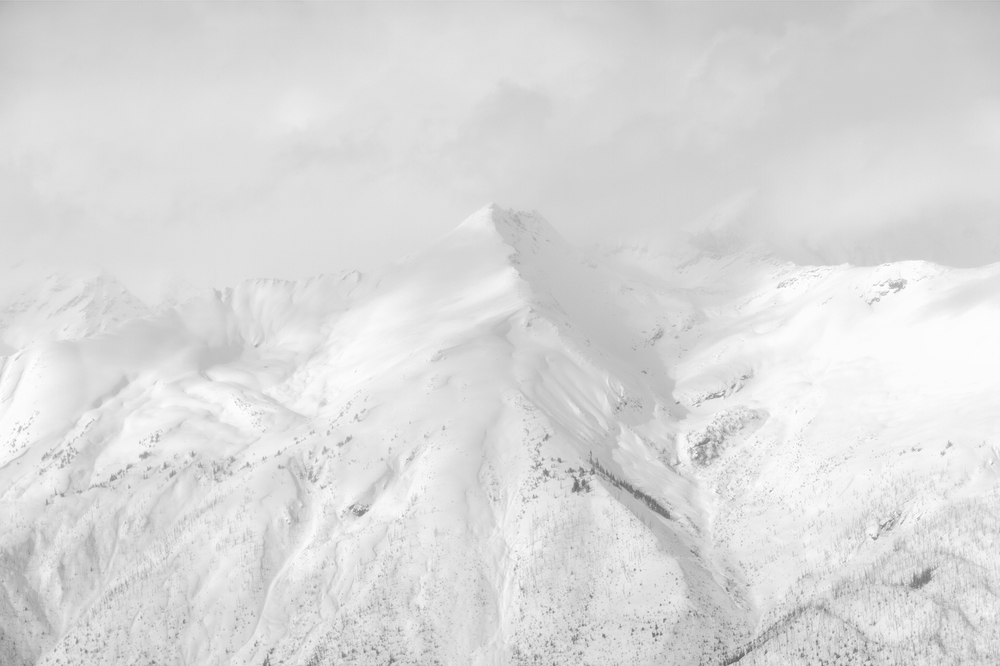 White Mountain (series: Articulate Silence), 2012