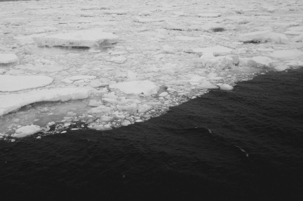 Antarctica Iceshelfs (series: Articulate Silence), 2010
