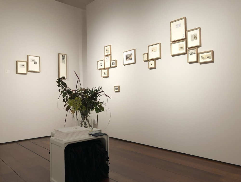 Installation view at PhotoLondon 2018 (courtesy A.I. Gallery)