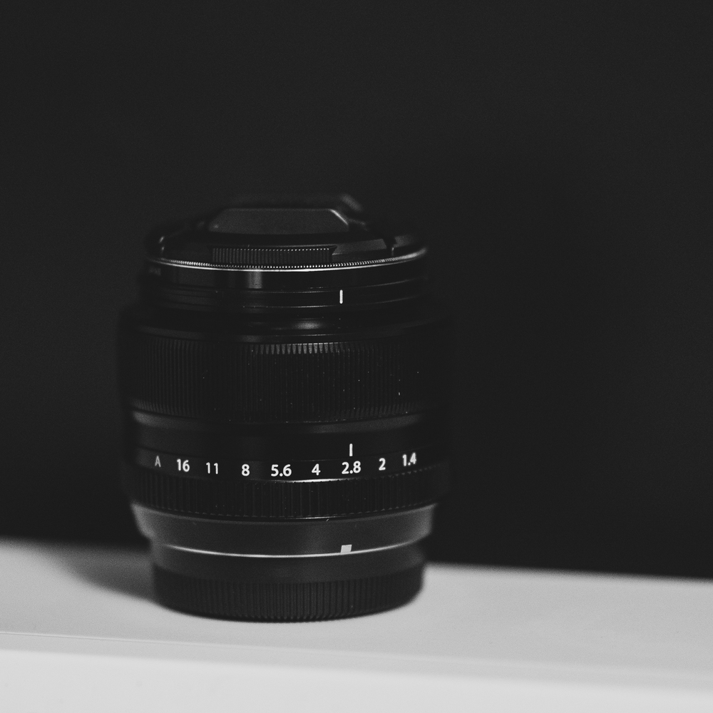 Fujinon XF 35mm f/1.4 shot with Nikon D610 and 85mm