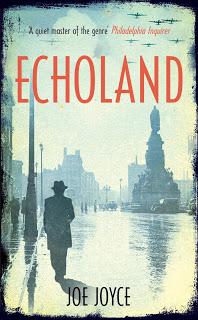 Echoland cover, Joe Joyce