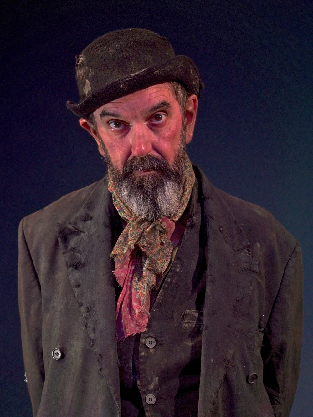 Phelim Drew as Joxer Daly Esq. @ Bewley's Cafe Theatre, Dublin. July 11th - August 4th @ 1pm. €8-€12 Photo1.jpg