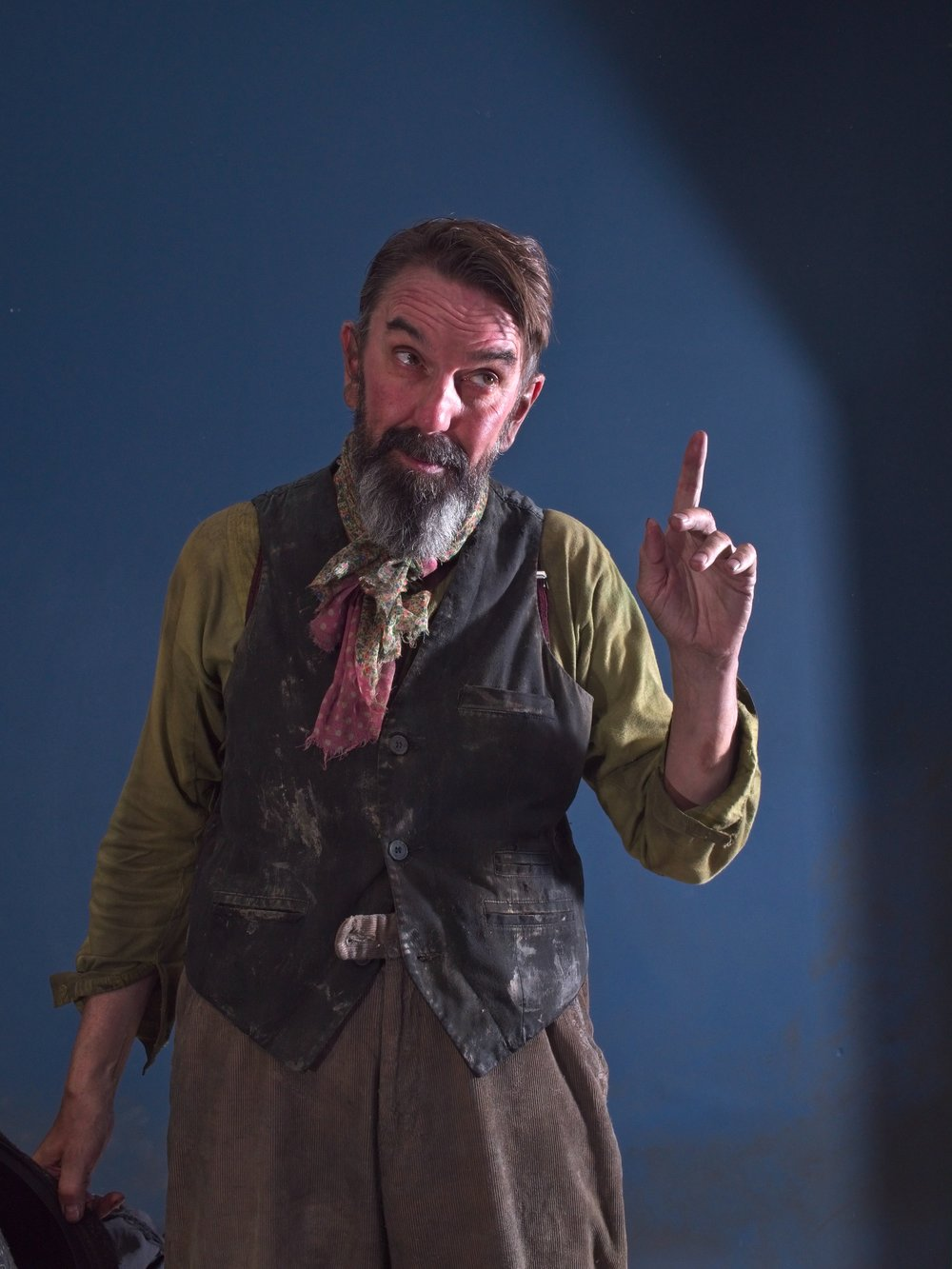 Phelim Drew as Joxer Daly Esq. @ Bewley's Cafe Theatre, Dublin. July 11th - August 4th @ 1pm. €8-€12 Photo2.jpg