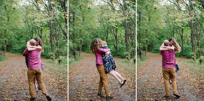 Rustic Outdoor Roanoke Engagement_0030