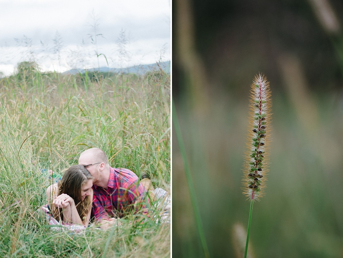 Rustic Outdoor Roanoke Engagement_0051