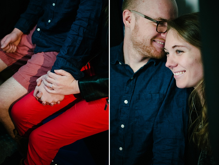Rustic Outdoor Roanoke Engagement_0060