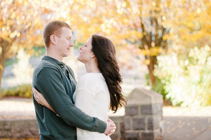 Blacksburg Virginia Tech Engagement Photos_0016