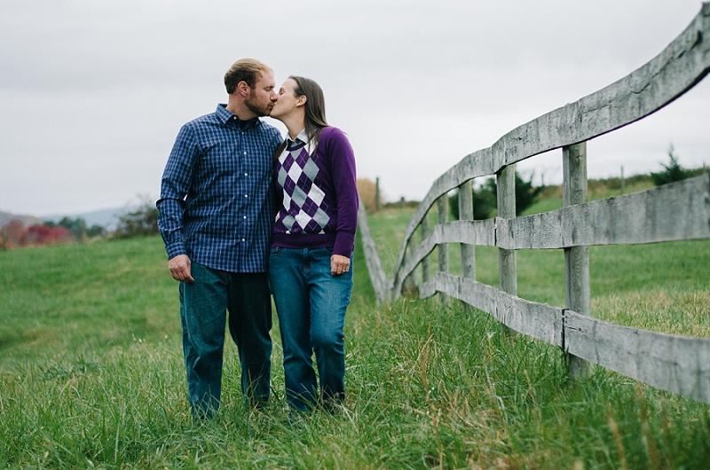 Charlottesville Virginia Rustic Engagement Photos_0036