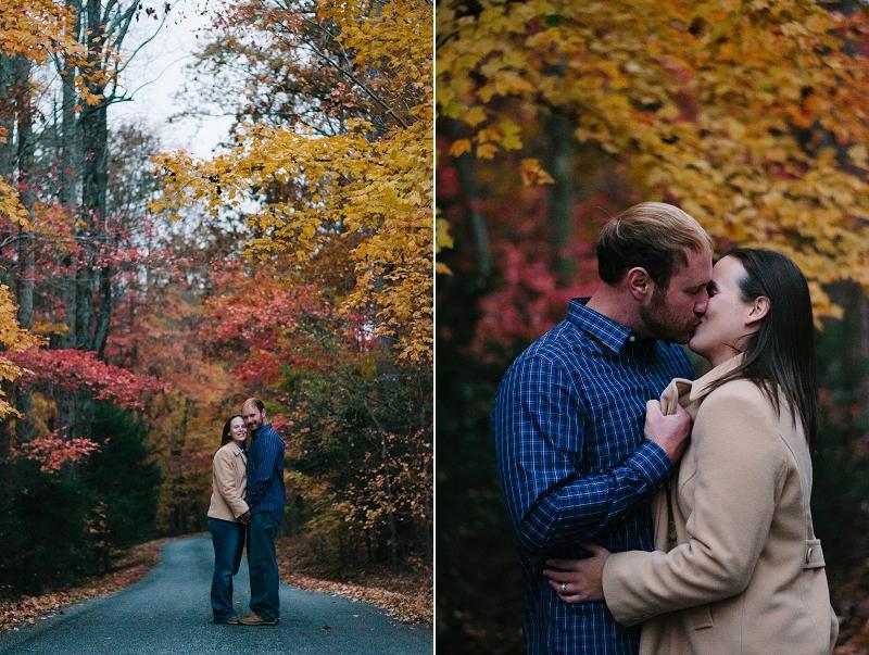 Charlottesville Virginia Rustic Engagement Photos_0037