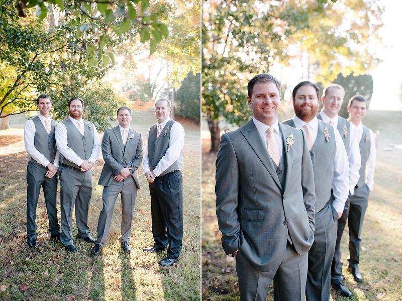 Colorful Fall Wedding, Lynchburg VA Wedding Photographer_0016