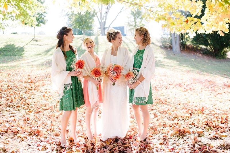 Colorful Fall Wedding, Lynchburg VA Wedding Photographer_0021