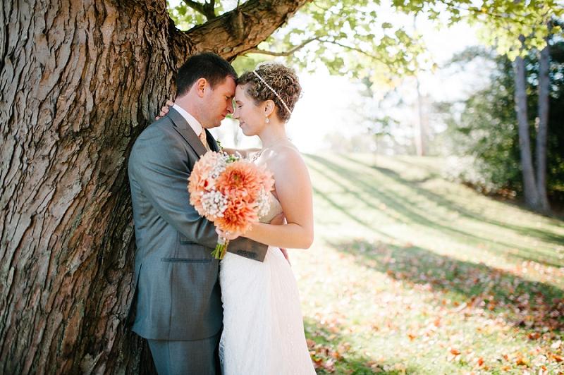Colorful Fall Wedding, Lynchburg VA Wedding Photographer_0032