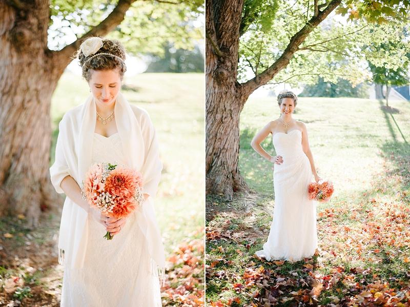 Colorful Fall Wedding, Lynchburg VA Wedding Photographer_0043