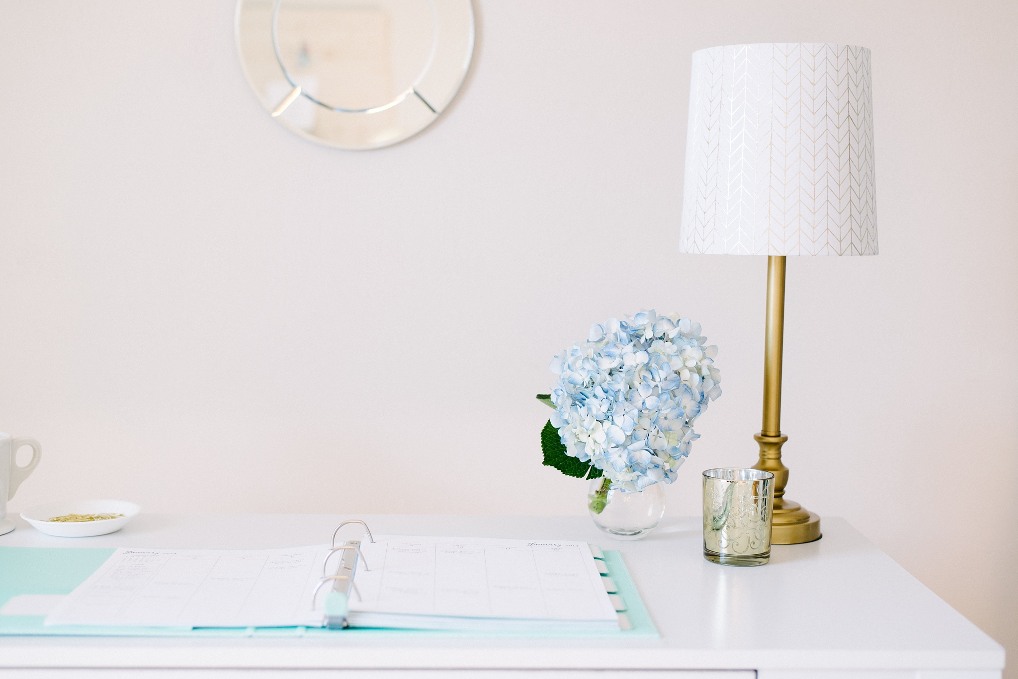 Simple Clean Daybook Planner Elle & Co-47
