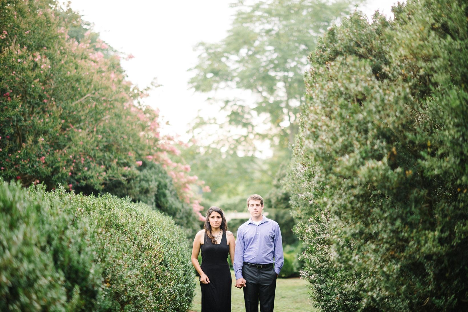 Tuckahoe Plantation Engagement