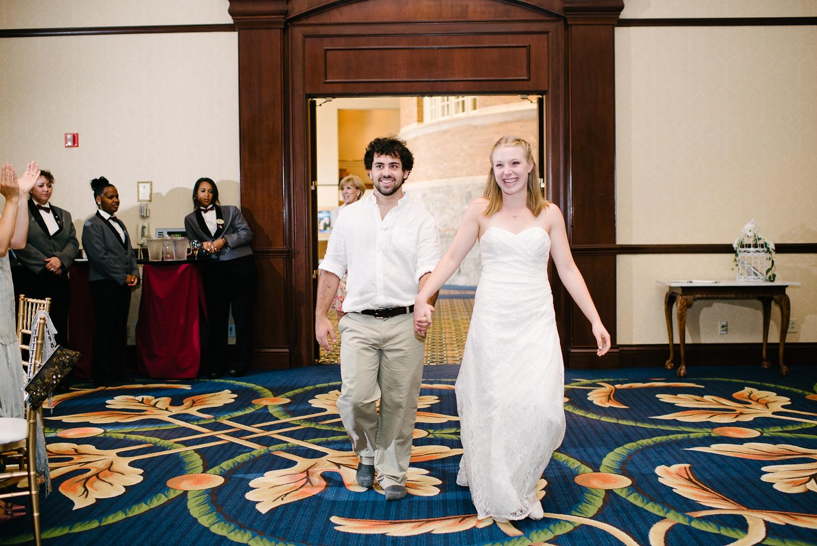 Hotel Roanoke Virginia Wedding-103
