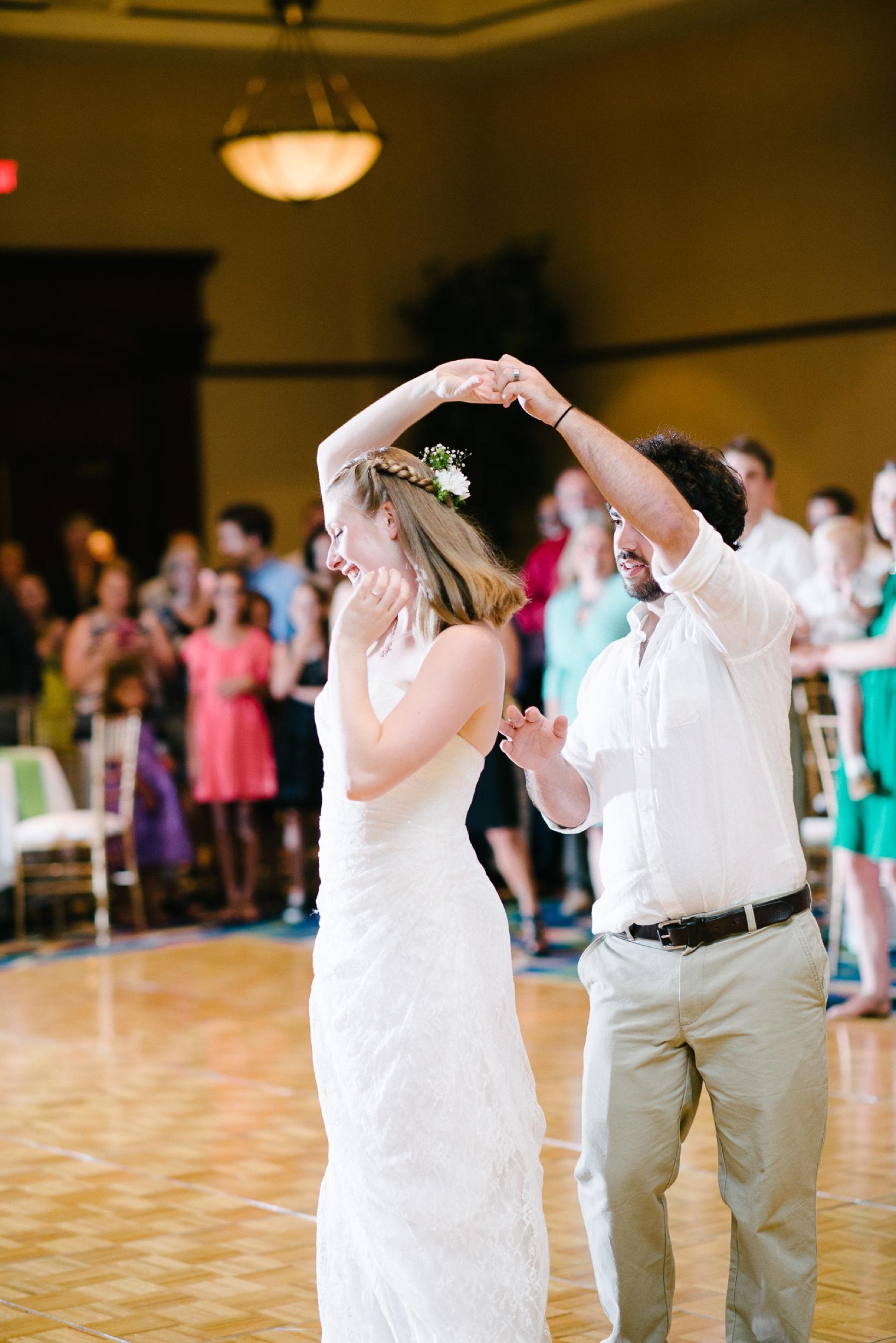 Hotel Roanoke Virginia Wedding-104