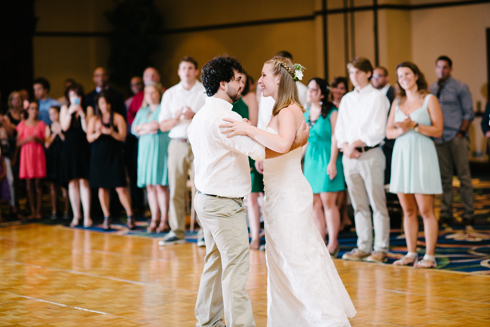 Hotel Roanoke Virginia Wedding-105