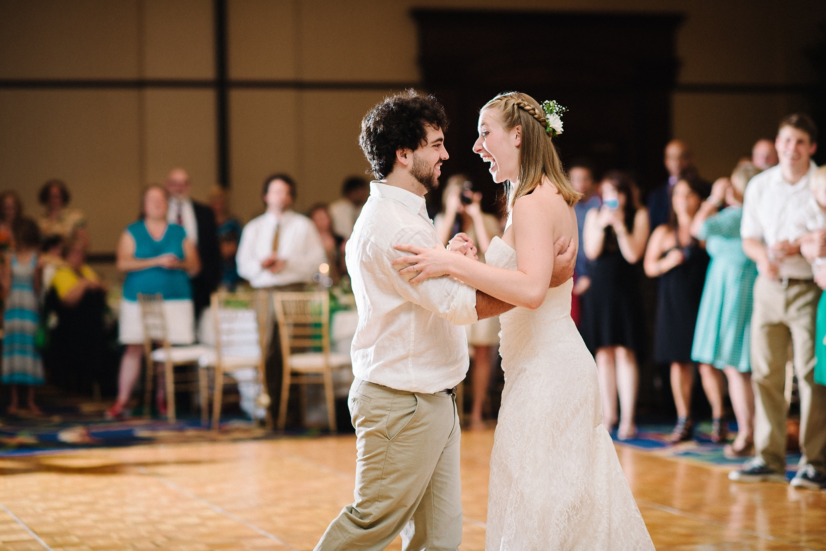 Hotel Roanoke Virginia Wedding-107