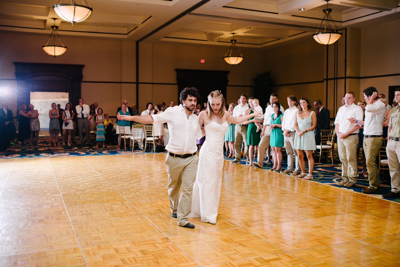 Hotel Roanoke Virginia Wedding-116