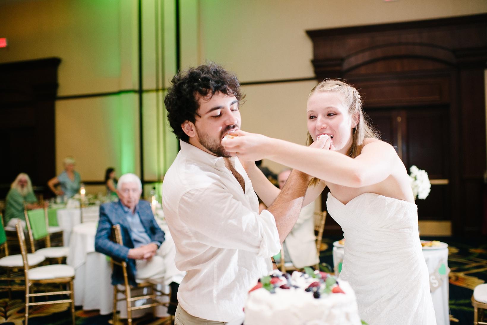 Hotel Roanoke Virginia Wedding-124