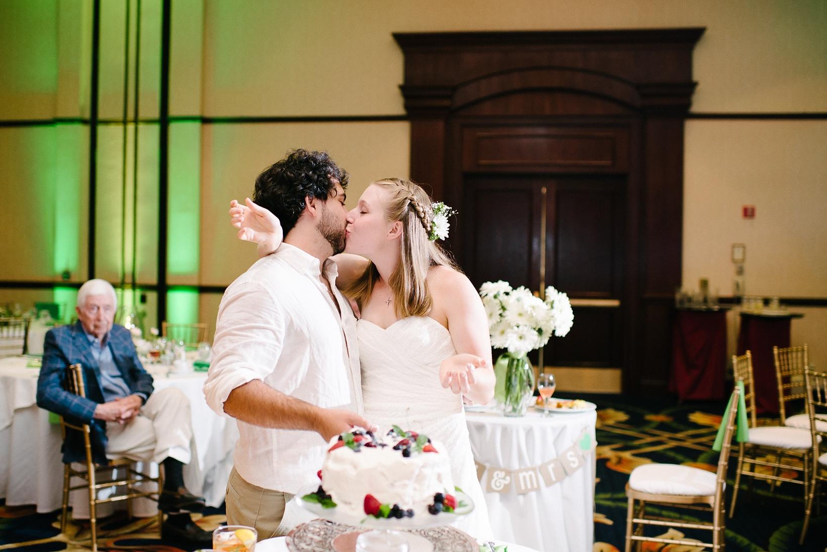 Hotel Roanoke Virginia Wedding-125