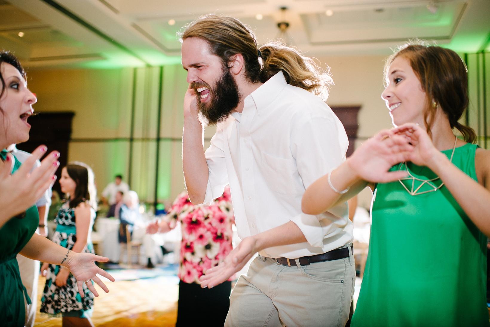Hotel Roanoke Virginia Wedding-142