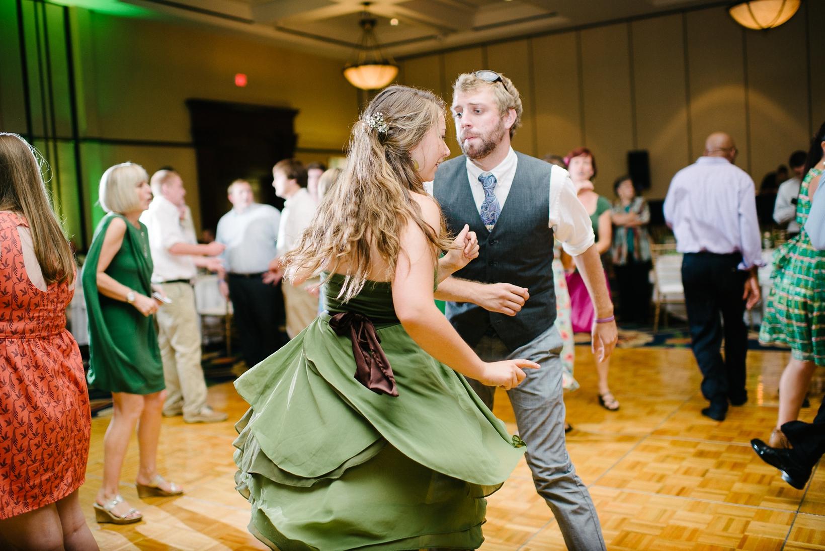 Hotel Roanoke Virginia Wedding-153